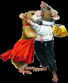 mice couple freetoedit