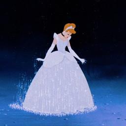 freetoedit cinderella princess disney princesses pretty aesthetic dress ball prince vsco
