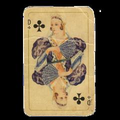 aesthetic vintage paper card freetoedit