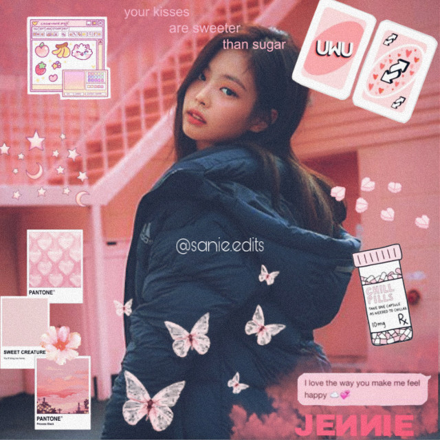 JENNIE🌸🌸 . . . tags: #pinkaesthetic #blackpink #jennieblackpink #jennieedit  . . . taglist🤍 @jung_wooyoung99  @yunhosupportbott  @mariam_137  @atinypresent  @kang_mon  @nctinthehouse_05  @taes_shoes  @kirs_hop  @-matryosuga-  @seonghwa_eomma  . . . dm me if you want to be added/removed from taglist✨