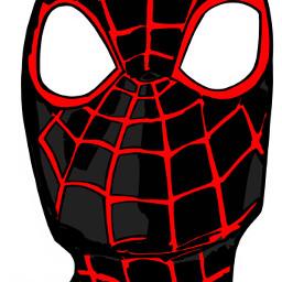 freetoedit spiderman milesmorales spidermanintothespiderverse marvel