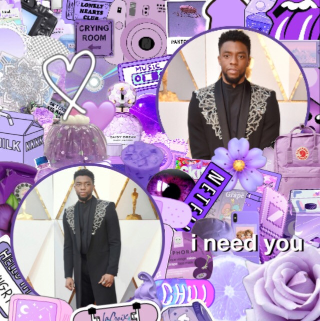 "✰Welcome to my account!✰  Color: Purple Edit Type: Complex Who: Chadwick Boesman Song: Grace- Rachel Platten Contest: N/A Mood: 😢🙏🏻😔  🅃🄰🄶 🄻🄸🅂🅃 @the_penguin_ (my second account) @jibbyedits  @naragan  @fallingfor30minutes  @cherry_chocolate  @_my_future_  @-stcrgazing-  @xlaufxyx   𝕀𝕕𝕠𝕝𝕤 @emmaluhv-  @titqn-  @mischief_lqki   Comment ""👑"" to join my Tag List or Repost my Tag List post  #chadwickboseman #chadwick #ripchadwick #purple #purpleaesthetic #complex #complexedit #complexedits #complexediting #staysafe #stayhome #stayinspired #stayalive #tchalla #blackpanther #blackpanthermarvel #blackpantheredit #blackpanthermarvel   DO NOT STEAL MY EDITS 😊"