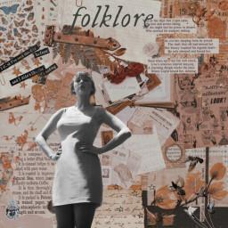 taylorswift folklore fall ts8 exile autum orange freetoedit