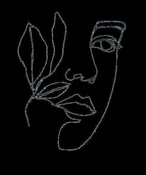 #freetoedit #tumblr #desenho #black #preto #draw#nature #woman