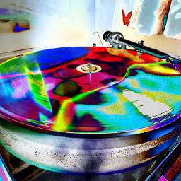 photography vintage music vinylrecord lp mono rtfartee myphoto myedit curvestool colourchange