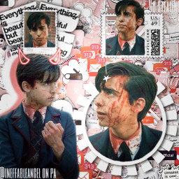 1 theumbrellaacademy umbrellaacademy theumbrellaacademyedit aidangallagher number5 numberfive five number5edit freetoedit remix