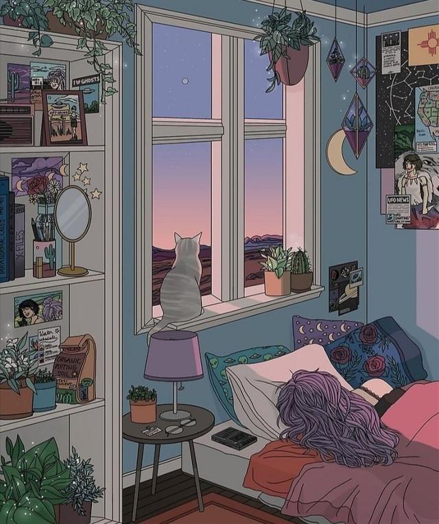#freetoedit #wallpaper #обоинателефон #обоидлятелефона #rubbit #hear #aestetic #комната #room #roomaesthetic