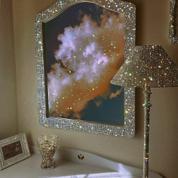 freetoedit fanartofkai shinee shine glitter