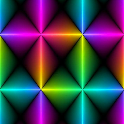 rainbow wallpaper background neon electric lights gloweffect stickersfreetoedit freetoedit