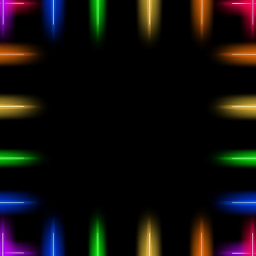 rainbow background wallpaper neon electric blackwithrainbowneon stickers @aliciacoleman9 freetoedit stickers