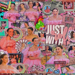 milliebobbybrown millie bobby brown pink multi complexedit complex edit aesthetic