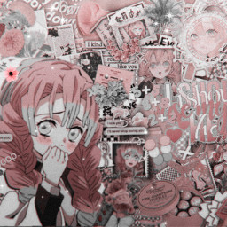 freetoedit animegirls demonslayer kny mitsuri mitsurikanroji edit edits overlaysedit anime animeedit