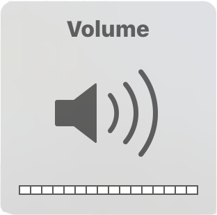 #full #volume #sound #speaker #high #phone #iphone #device #laptop #ipod #computer #kindle #ipad #black #white #grey #aesthetic