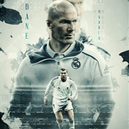 zidane realmadrid football