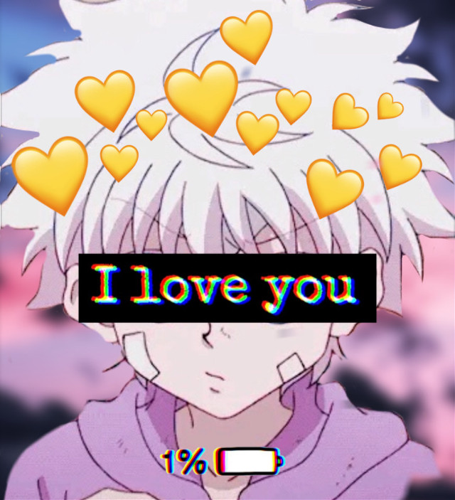 #killua #hxhkillua #edit #loveyou Hello sorry I have not been posting too much I am busy but I will try to make it up 😗😊❤️✨✨✌🏻✌🏻💕  #freetoedit