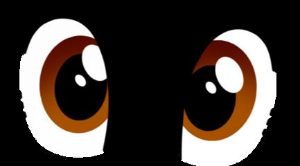 cartooneyes lashes browneyes freetoedit