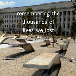 911 memorial pentagon flight77 rememberingthosethathavepassed