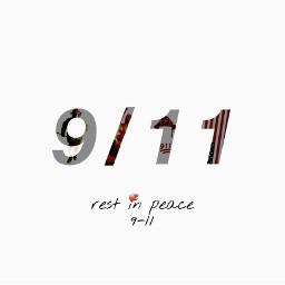 911 tragic restinparadise freetoedit