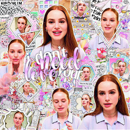 madelainepetsch madelaine madelame riverdale cherylblossom complex complexedit freetoedit