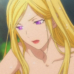 noragami bishamon bishamonten animegirl noragamiaragoto noragamibishamon animeaesthetic yellow yellowaesthetic purple purpleaesthetic profilepic profilepicture anime animeicon icon aesthtic freetoedit