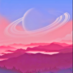 freetoedit remixit madewithpicsart planets space universe galaxy stars alienworld mountains trees nature valley woods forest clouds saturn colourful life peace quiet relaxing