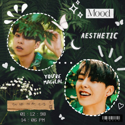 xiumin xiumin_exo minseok exo green greenedit greenaesthetic white whiteaesthetic nature butterfly film3 film3effect aesthetic tumblr edit boy boys smile mood heart film time code note