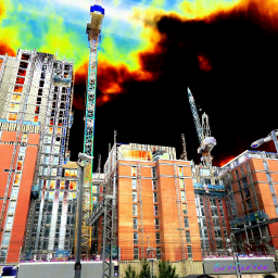 photography travel architecture crane reading uk rtfartee myphoto myedit curvestool colourchange