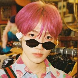 chanhee theboyz theboyzchanhee chanheetbz chanheetheboyz new newtheboyz theboyznew tbz theb deobi kpop kpopidol idol strawberry aesthetic kpopedit theboyzedit koreanpop koreanboy prettyboy pink pinkhair glasses tbznew freetoedit