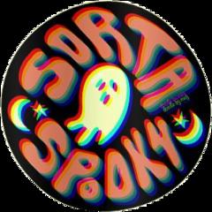 fall autumn ghost moon star stars aesthetic asthetic sticker stickers glitch costumes costume spooky spookey halloween halloweenvibes
