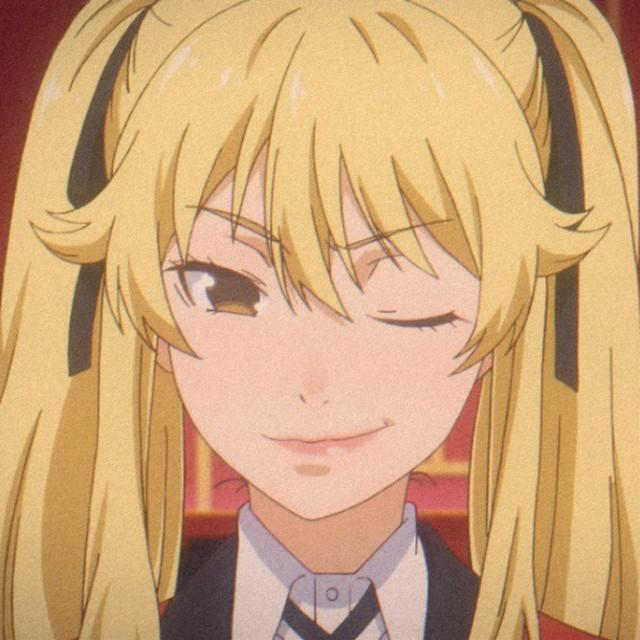 #mary #marysaotome #kakegurui #kakeguriedit #anime #animegirl #animepfp #pfp #freetouse #profilepicture