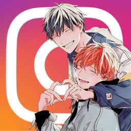 instagram instagramicon anime animeicon given givenicon mafuyu mafuyusato uenoyama uenoyamaritsu mafuyuxuenoyama freetoedit