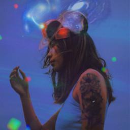 edit aesthetic tumblr girl galaxy space photography aesthetictumblr aestheticedit colors sky freetoedit