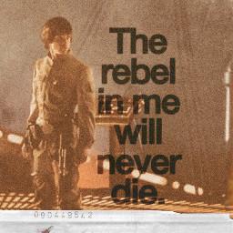 freetoedit rebellion rebell starwars luke lukeskywalker skywalker revolution starwarscomics