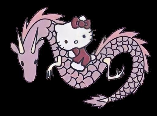 © cherrypngs  #sticker #sanrio #y2k  #dragon #japan #china #japanese #chinese #hellokitty #aesthetic #retro #nostalgic #replay #pink #cute #makeawesome #heypicsart #kawaii #freetoedit
