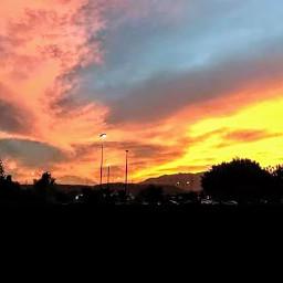 freetoedit southwestern sunset westtexas skies pcgoldenhour