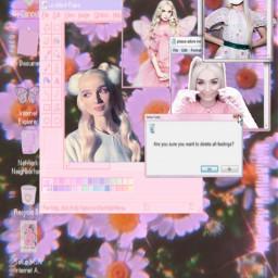 freetoedit poppy poppyedit poppychurch poppycomputer poppycult poppyart poppysinger aesthetic daisy flowers vintageaesthetic