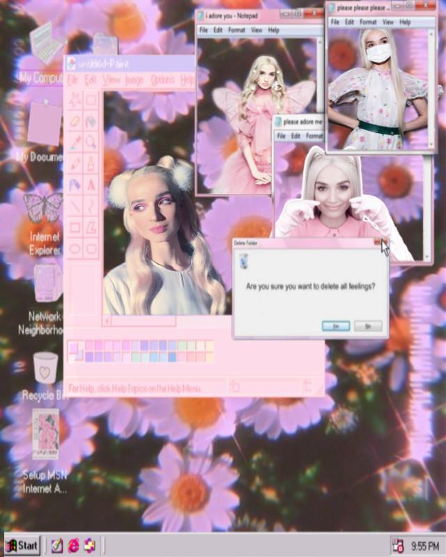 #freetoedit #poppy #poppyedit #poppychurch #poppycomputer #poppycult #poppyart #poppysinger #aesthetic #daisy #flowers #vintageaesthetic