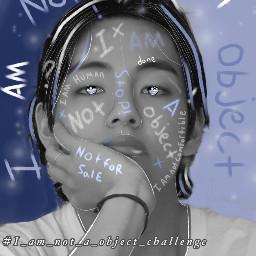 iamnotaobjectchallenge iamnotaobject ibispaintx kimtaehyung v blue cute stop haveagoodday