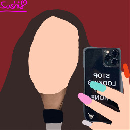 addisonrae tiktok tiktokers famous viral fyp foryou foryoupage home picsart madewithpicsart girl phone mirroir iphone iphone11 papicks colors nails seeyousoon freetoedit