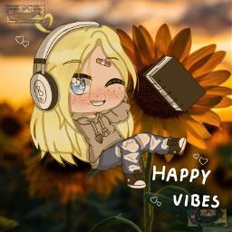 youguysarenowmychildren edit sunflower happyvibes gachaclub gachalife gachaedit gacha myirloc