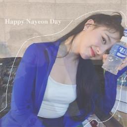 nayeon twice happybirthday happynayeonday ナヨン なよん なゆのにっきちょう