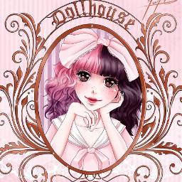 melanieadelemartinez dollhouse fanart anime cute stylish stunning freetoedit