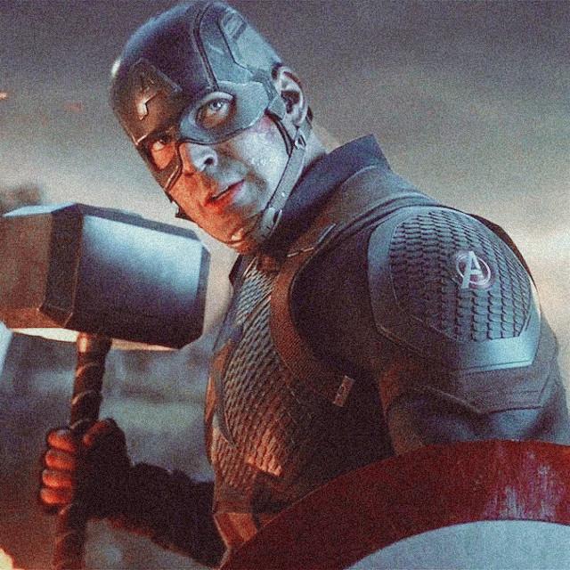 #captainamerica #avengersendgame #mjolnir #worthy