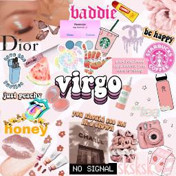signs zodiacs virgo girly baddie