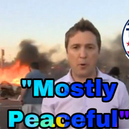 trump trump2020 mostlypeaceful backtheblue riots alm freetoedit