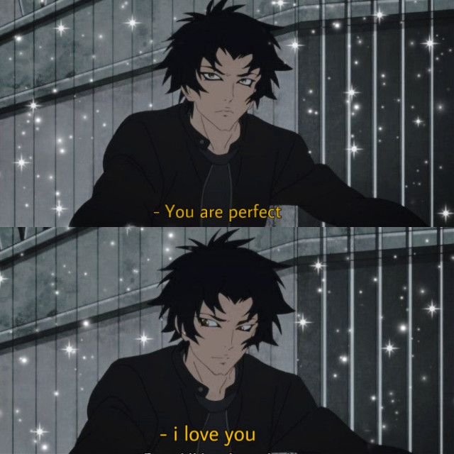 Akira 🥺❤️ you are my sweet, you are a sweet boy, so... i love you bby! Anime: Devilman Crybaby Character: Akira 💗  #devilmancrybaby #crybaby #devilman #cute #sweetboy #anime #animeboy