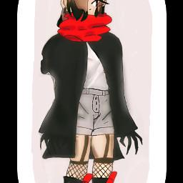 reaper villian oc thatrandomartist