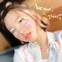 twice once nayeon manip manipulation paint ibispaintx
