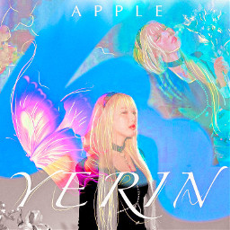 gfriend gfriendedit yerin yerinedit kpop kpopedit apple inspire freetoedit freetoremix