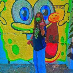aesthetic 80s indiekid 90s aestheticgirl girl fuckoff spongebob инди индистиль индикид indie